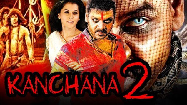 Kanchana 2 (Muni 3) Hindi Dubbed Full Movie   Raghava Lawrence, Taapsee Pannu, Nithya Menen