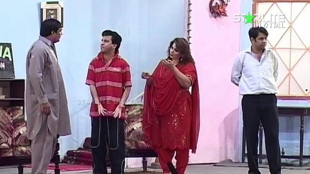 Nazim Mangay Teddy New Pakistani Stage Drama Full Comedy Funny Stage Drama