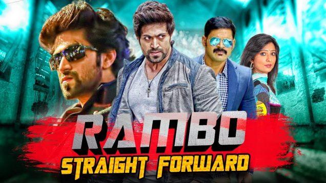 Rambo Straight Forward (Santhu Straight Forward) 2018 Hindi Dubbed Full Movie   Yash, Radhika Pandit