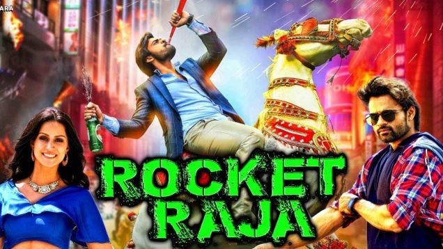 Rocket Raja (Thikka) Hindi Dubbed Full Movie   Sai Dharam Tej, Larissa Bonesi, Mannara Chopra