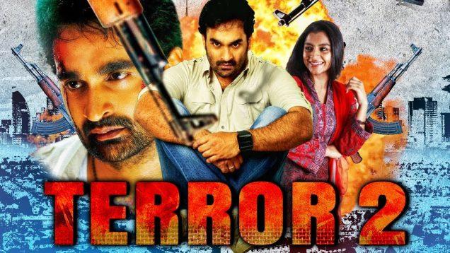 Terror 2 (Basanti) 2018 New Released Hindi Dubbed Movie   Raja Goutham, Alisha Baig, Randhir Gatla