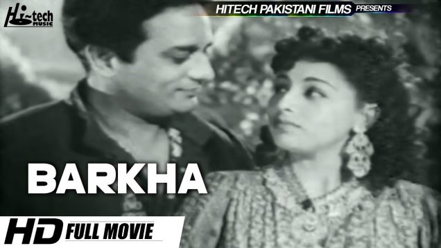 BARKHA B/W (FULL MOVIE) – SULTAN KHOSAT & MASOOD – OFFICIAL PAKISTANI MOVIE