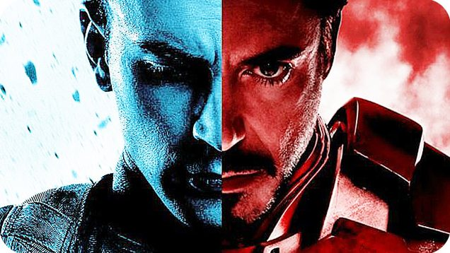 CAPTAIN AMERICA 3 CIVIL WAR Team Iron Man & Team Cap TV Spots (2016)