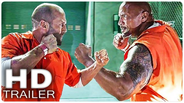 FAST AND FURIOUS 8 All NEW Clips + Trailer (2017)