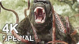 KONG SKULL ISLAND Trailer & Film Clips 4K UHD (2017) King Kong Movie