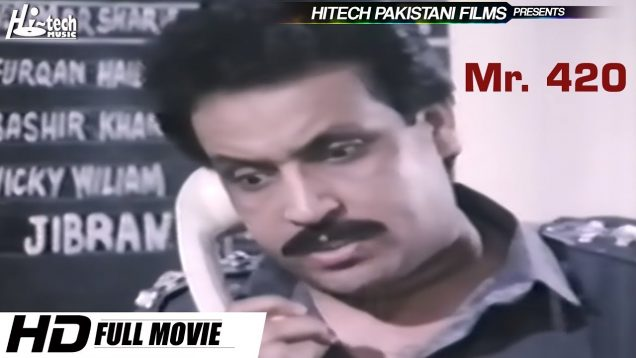 MR. 420 – UMER SHARIF – (FULL COMEDY MOVIE) – OFFICIAL PAKISTANI MOVIE