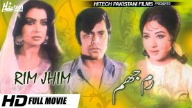 RIM JHIM (FULL MOVIE) – WAHID MURAD, ZUMARD – OFFICIAL PAKISTANI MOVIE
