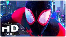 SPIDER MAN: Into The Spider Verse Trailer (2018)