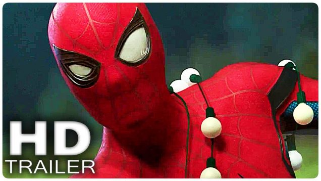 """SPIDERMAN HOMECOMING: """"NEW SUIT"""" Trailer 5 (2017)"""