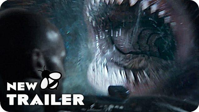 The Meg International Trailer (2018)