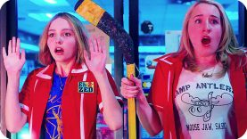 YOGA HOSERS Trailer 2 (2016) Kevin Smith, Johnny Depp, Lily-Rose Melody Depp