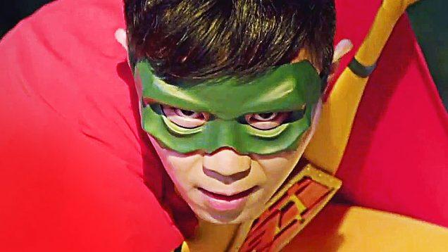PANCAKE MAN Trailer (English Subs) Chinese Jean Claude van Damme Superhero Movie
