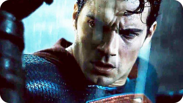 BATMAN VS SUPERMAN: DAWN OF JUSTICE Final Trailer (2016)