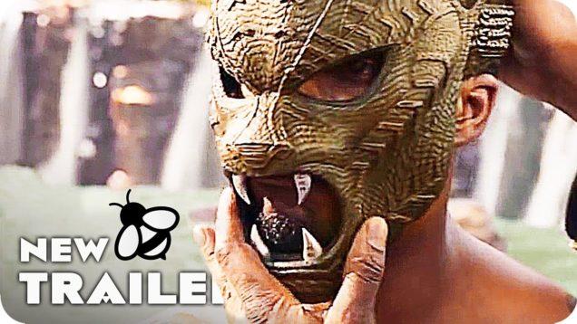 Black Panther Trailer 3 (2018) Marvel Movie
