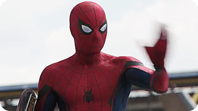 CAPTAIN AMERICA 3: CIVIL WAR Spider-Man & Ant-Man TV Spots (2016)