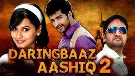Daringbaaz Aashiq 2 (Mirattal) Hindi Dubbed Full Movie | Vinay Rai, Sharmila Mandre, Prabhu