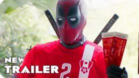 Deadpool 2 All Trailers, Promos, Clip & Featurette (2018)