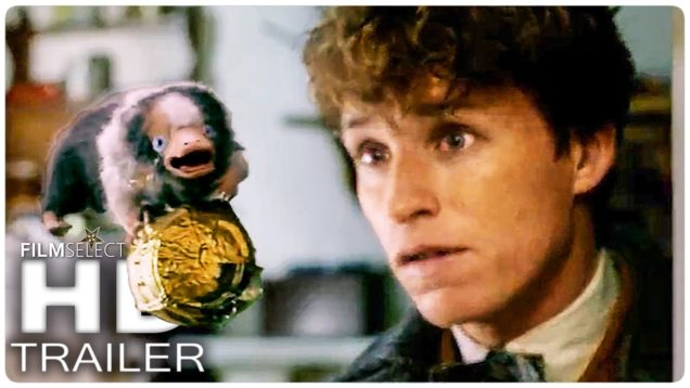 FANTASTIC BEASTS 2 All Trailers (2018)