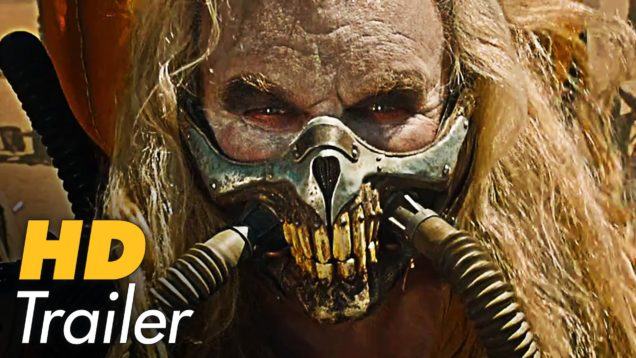 MAD MAX: FURY ROAD Trailer [2015]