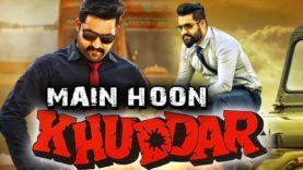 Main Hoon Khuddar (Allari Ramudu) Telugu Hindi Dubbed Full Movie | Jr. NTR, Gajala, Aarthi Agarwal