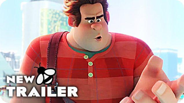 Ralph breaks the Internet Clip & Trailer (2018) Wreck It Ralph 2