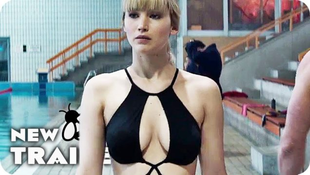 Red Sparrow Trailer 2 (2018) Jennifer Lawrence Movie