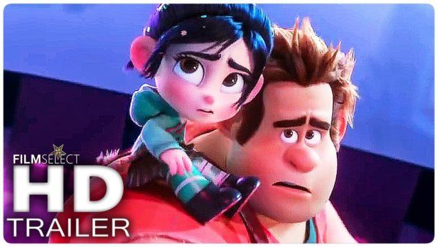 WRECK IT RALPH 2 Final Trailer (2018)