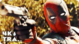 Deadpool 2 Trailer 4K UHD (2018) Ryan Reynolds Superhero Movie