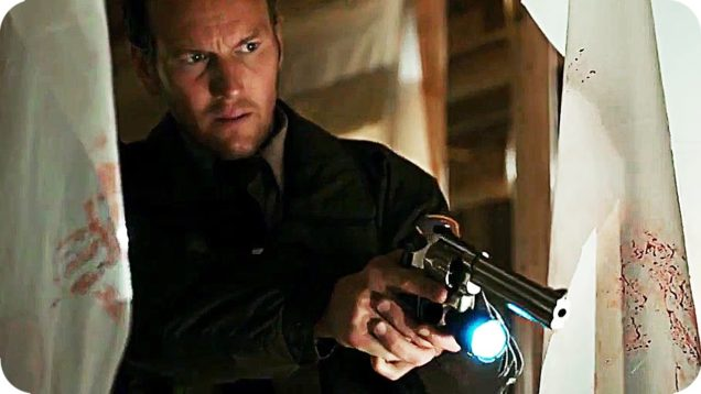 THE HOLLOW POINT Trailer (2016) Patrick Wilson Movie