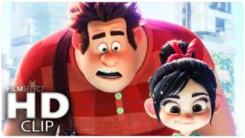 WRECK IT RALPH 2: First Clip from the Movie (2018)