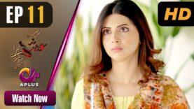 Kyunke Ishq Baraye Farokht Nahi – Episode 11 | Aplus Dramas | Junaid Khan, Moomal | Pakistani Drama