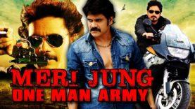 Meri Jung One Man Army (Mass) Telugu Hindi Dubbed Full Movie | Nagarjuna, Jyothika, Rahul Dev