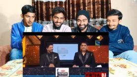 kapil Sharma and Shahrukh Khan in filmfare 2016 I Pakistani React To I IT-J-R