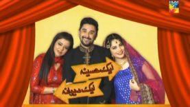 Aik Hassena Aik Devaana | Comedy Love Story | Pakistani Telefilm | HUM TV