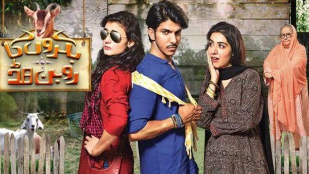 Bakron Ka Robinhood   Pakistani Telefim   Hira Mani & Mohsin Abbas Haider   Hum Drama