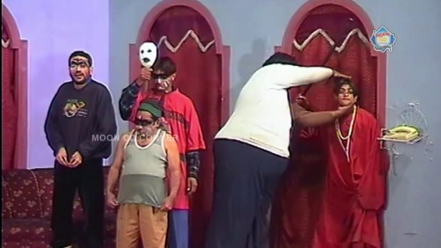 Best Of Neelam and Mishi New Pakistani Stage Drama Full Comedy Clip