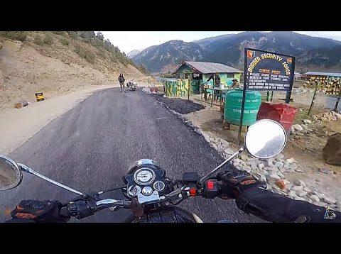 INDIA-PAKISTAN LOC on Bullet ?? A Short Film !!