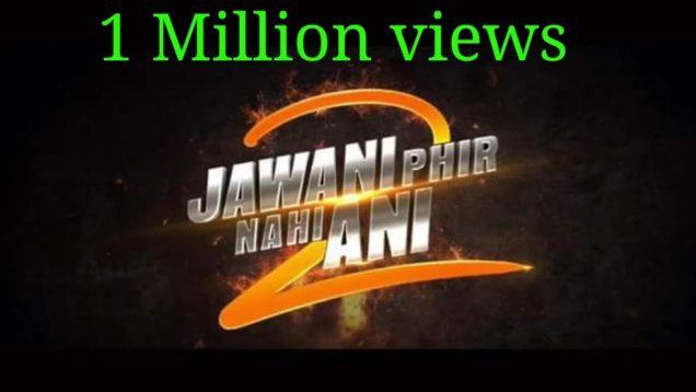 JAWANI PHIR NHI ANI 2 – full movie – Humyaun saeed