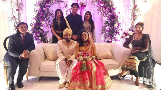 Nigerian & Pakistani Wedding / Nikkah / Reception VLOG! 2018