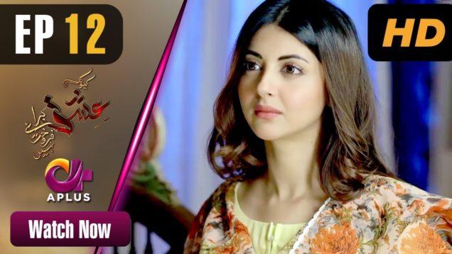 Pakistani Drama | Kyunke Ishq Baraye Farokht Nahi – Episode 12 | Aplus Dramas | Junaid Khan, Moomal