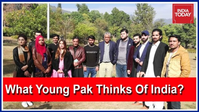 What Does Pakistan's New Generation Think Of India? | Rajdeep Sardesai From Islamabad