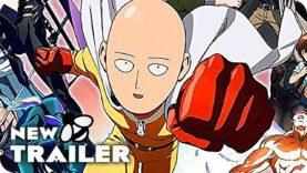 ONE PUNCH MAN Season 2 Trailer 2 (2019) Anime Series