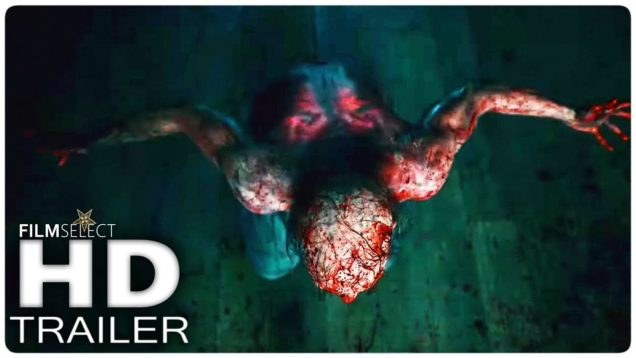 ANTLERS Trailer (2020)