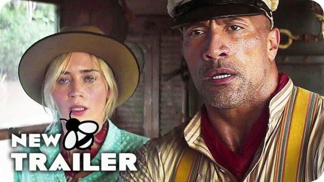 JUNGLE CRUISE Trailer (2019) Dwayne Johnson, Emily Blunt Disney Movie