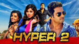 Hyper 2 (Inimey Ippadithan) 2020 New Released Full Hindi Dubbed Movie | Santhanam, Ashna Zaveri