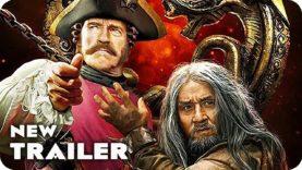 THE IRON MASK Trailer (2020) Arnold Schwarzenegger, Jackie Chan Movie