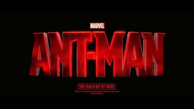ANT-MAN Ant Sized Trailer Preview