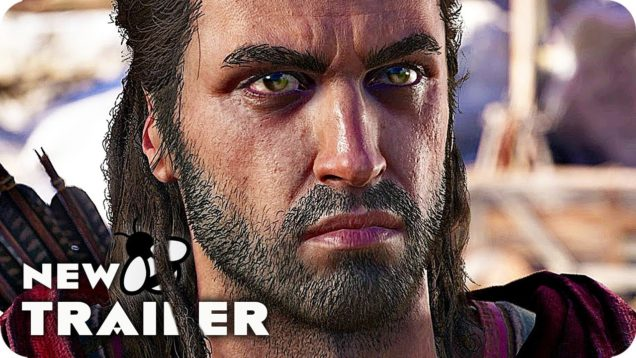 Assassin's Creed Odyssey Cinematic Game Trailer (2018) E3 2018