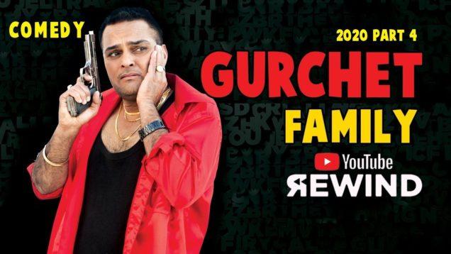 Gurchet Family Youtube Rewind 2020 Part 4 – Punjabi Comedy – Shemaroo Punjabi