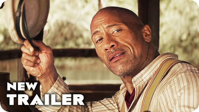 JUNGLE CRUISE Trailer 2 (2020) Dwayne Johnson, Emily Blunt Disney Movie